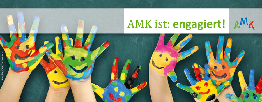 AMK ist engagiert: die Arbeitsgemeinschaft für missionarische Arbeit mit Kindern
