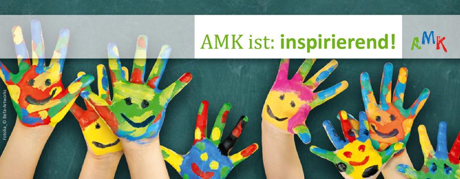 AMK ist inspirierend: die Fachtagung der AMK