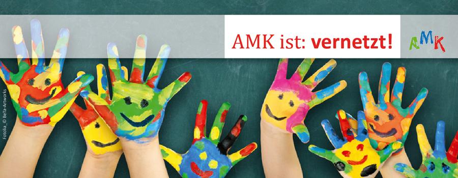 AMK ist vernetzt: das Netzwerk der AMK